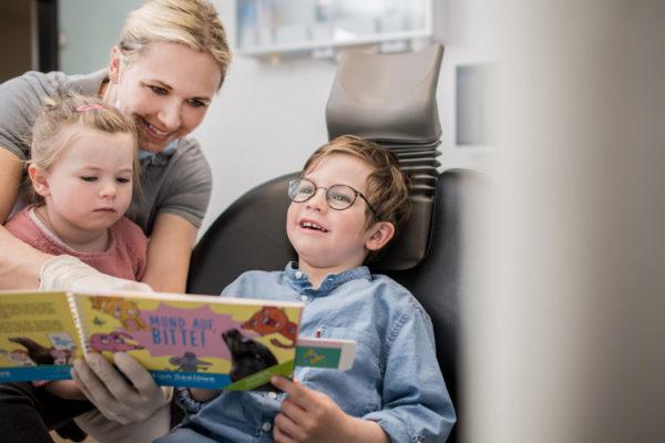Richtige Zahnpflege bei Kindern