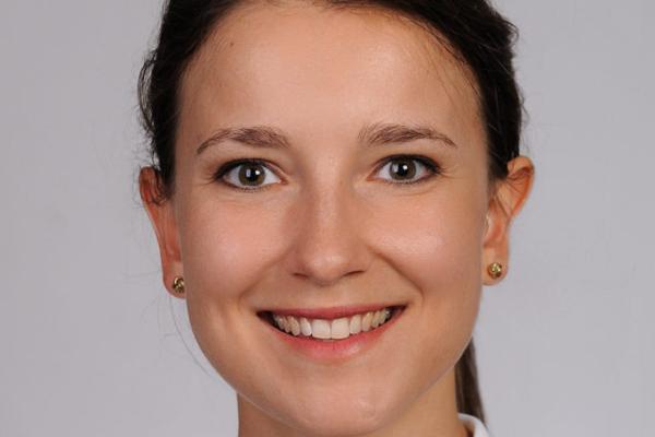 Neu im Team: Zahnärztin Verena Grubmüller